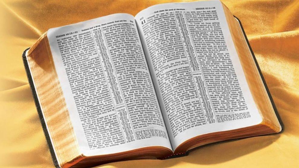 Que Significa Sonar Con Biblia Abierta Significado De Suenos Blog Mys