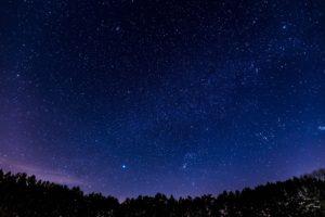 soñar con cielo estrellado